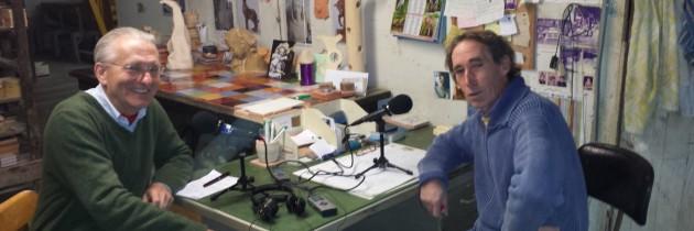 Interview de Patrick Caballero sur RCF